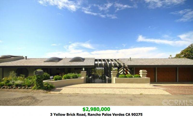The California real estate market....