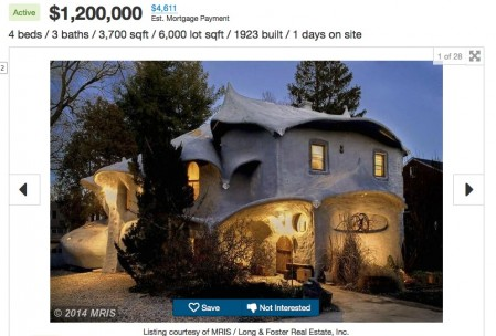 blob house real estate prospecting