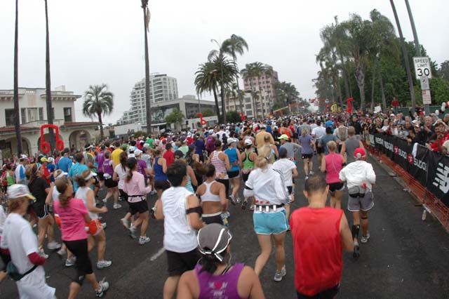 Successful phone sales requires the patience and endurance of a marathon runner